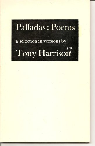 analysis of tony harrisons poems Collected poems has 17 ratings and 2 reviews the first complete collection of tony harrison's work -­ the 2015 recipient of the david cohen prize for li.