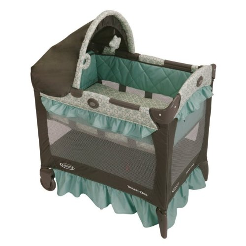 Lowest Price! Graco Travel Lite Crib, Winslet