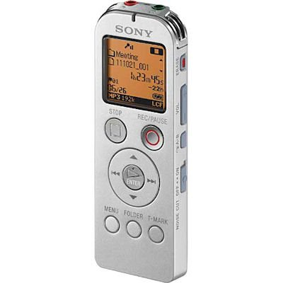 Sony ICDUX523 Digital Flash Voice Recorder