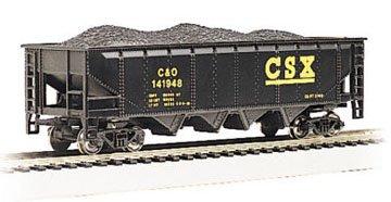 Bachmann Trains CSX Quad Hopper