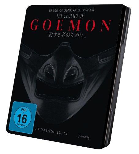 The Legend of Goemon - Steelbook [Blu-ray]
