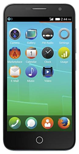 Alcatel One Touch Fire E Smartphone, 4 GB, Grigio [Italia]