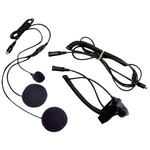 Brand New Midland Closed-Face Helmet Headset Speaker/Microphone