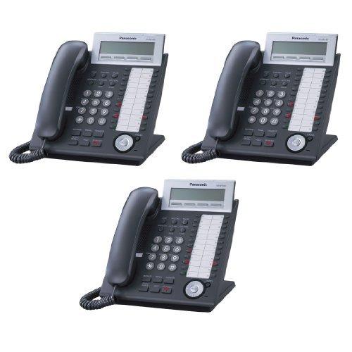 Panasonic KX-NT343 IP Phone Black (3pk) - Chauncey001Ruppert