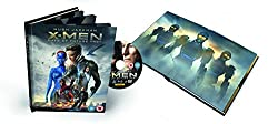 X-Men: Days of Future Past--Empire Edition Book Pack (Exclusive to Amazon.co.uk) [Blu-ray]