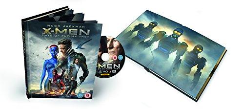 [限定盤]X-Men: Days of Future Past--Empire Edition Book Pack X-MEN:フューチャー&パスト [日本語字幕・音声付 リージョンオール]