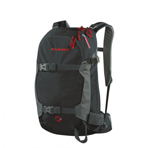 B0070X4C8G Mammut irvana Ride 30 30, smoke-black black/grey