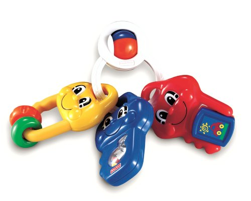 Fisher-Price Bright Beginnings Musical Activity Keys - 1