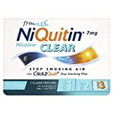 Niquitin CQ Patches 7mg Clear 7 Patches Step 3 (Stop Smoking Plan)