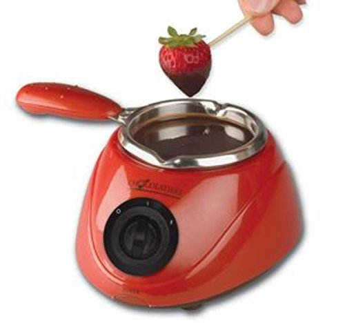 Chocolatiere Electric Chocolate Melting Pot (Electric Cheese Melter compare prices)