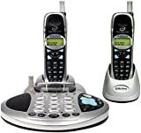 Northwestern Bell 5.8 GHz Multi-Handset, 2-Line Cordless Phone with Call Waiting Caller ID, Digital Answering System and SpeakerPhone (35828-M2)