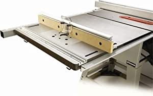 Bench Dog 40-031 ProMax Cast Iron Router Table Extension for a Table Saw Includes Fence and Insert Plate