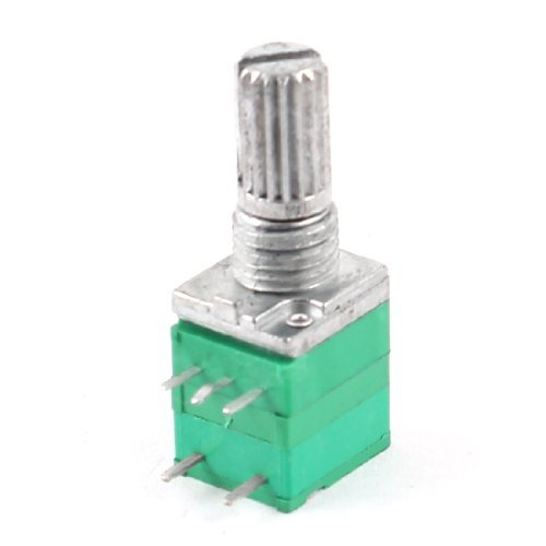 Typ B 50 K ohm Top 5 Terminals Variable Einstellung Potentiometer