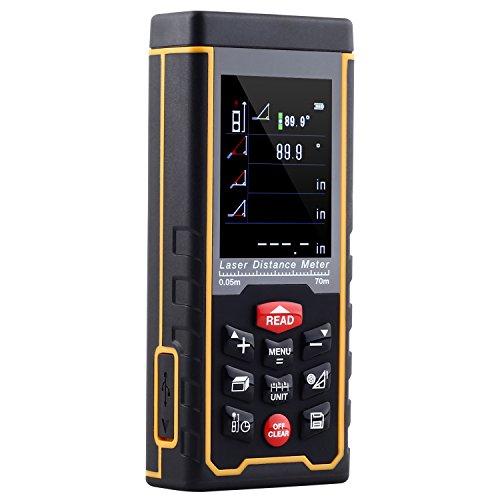 tacklife laser tape measure manual