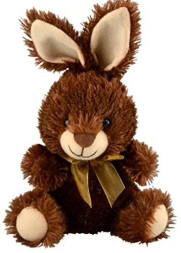 Stuffed Bunny, Chocolate Scented Bunny, Easter Gift, Easter Basket Gift, Plush Bunny