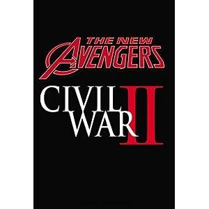 New Avengers: A.I.M. Vol. 3: Civil War II