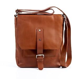 Tan Leather Shoulder Bag 53