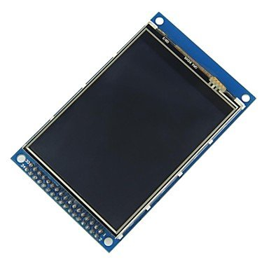 """Commoon 3.2"""" Tft Lcd Touch Screen Module For Arduino (Works With Official Arduino)"""