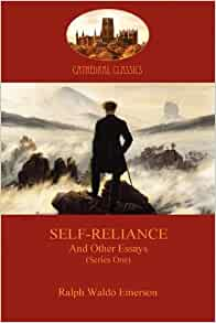 Dover Thrift Editions Self Reliance and Other Essays by Ralph Waldo ...