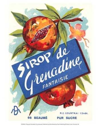 Homemade Grenadine Syrup Recipe