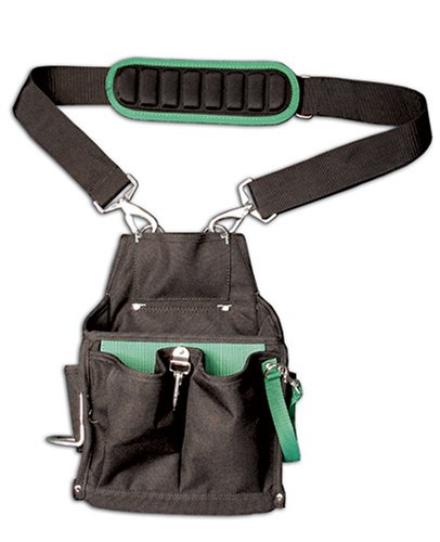Classic Shoulder Tool Bag for Professional Electricians, HVAC, and Mechanical Contractors (Hvac Tool Belt compare prices)