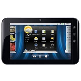 Dell Streak 7 4G Android Tablet-Worldwide T-Mobile and Any GSM Carrier-US Warranty (Black)