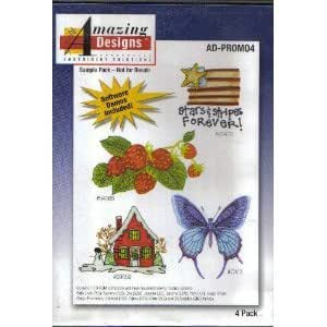 Amazing Designs Embroidery Solutions (AD-PROMO4)