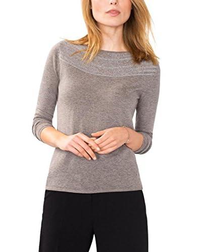 ESPRIT Pullover braun