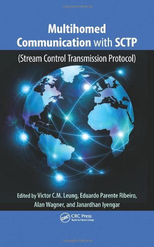 Multihomed Communication with SCTP (Stream Control Transmission Protocol)From Brand: CRC Press
