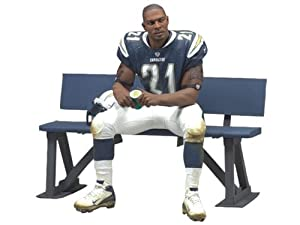 McFarlane NFL Series 16: LaDanian Tomlinson 21 - San Diego Chargers- Jersey Color May Vary