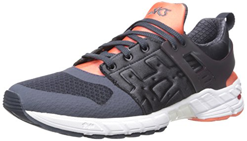 ASICS GT DS Retro Running Shoe, Indian Ink/Indian Ink, 9.5 M US