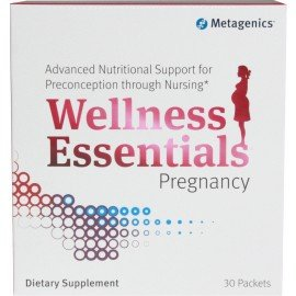 Metagenics, Wellness Essentials for Pregnancy, 30 Packets