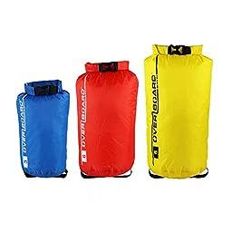 OverBoard 3L + 6L + 8L Dry Bag Divider Set - Multipack