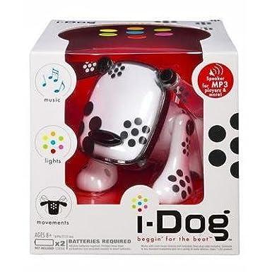 i-Dog Robotic Music Loving Canine Dalmation