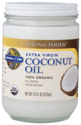100% Organic Extra Virgin Coconut Oil 16 fl.oz