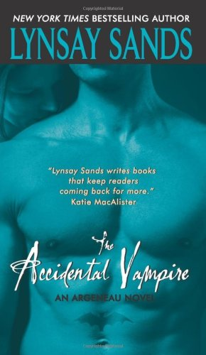 Book Review - The Accidental Vampire by Lynsay Sands ...
