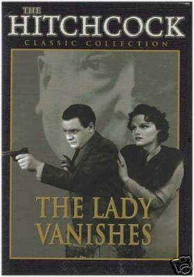 The Lady Vanishes (1938 & 1979 versions) (REGION 2) (PAL) [Dutch Import] [DVD]