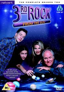 3rd Rock From The Sun - The Complete Season 2 [DVD] [1996]