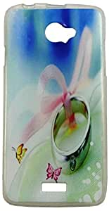 ibnelite IBN419 Printed Back Cover for Micromax A121 Canvas Elanza 2