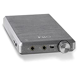 Fiio Mont Blanc E12A Portable Headphone Amplifier (Titanium)