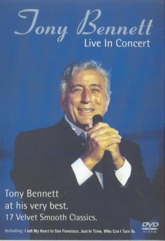 Tony Bennett - Live in Concert [DVD]