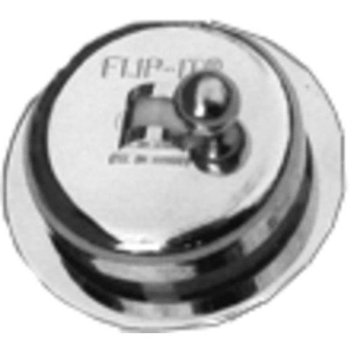 PPP Mfg. 10-100 Flip-it Fit All Tub Stopper On $5.35