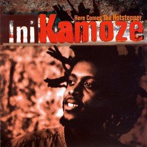 Ini Kamoze - Here Comes the Hotstepper [Musikkassette] [US-Import] - Zortam Music