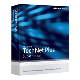 Image: TechNet Plus box offer
