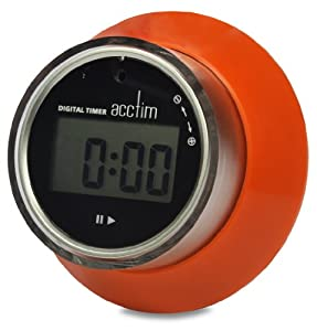 Amazon.com - Acctim 55120 Punto Timer/ Stopwatch, Orange -