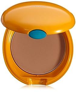 Shiseido Sonnenmakeup femme/woman, Tanning Compact Foundation SPF 6 Nummer Natural, 1er Pack (1 x 12 ml)