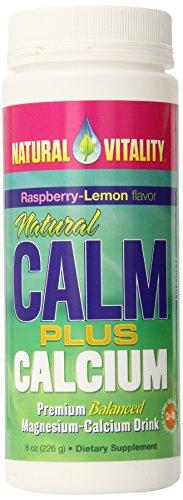 Vitalité naturelle naturel calme Plus Calcium