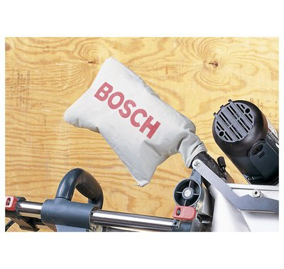 Bosch Ms1225 Dust Bag For 4412 5412L Miter Saws front-612886