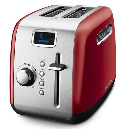 KitchenAid KMT222ER 2 Slice Toaster - Empire