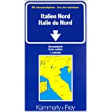 Carte routi�re et touristique : Italie du Nordpar Cartes K�mmerly + Frey